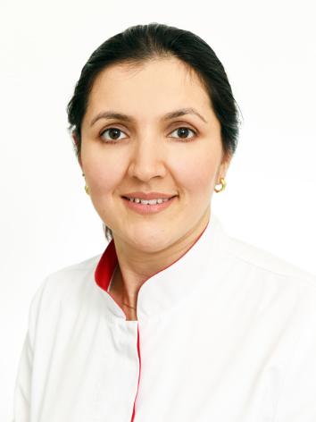 Оламова Афифа Охонлаловна