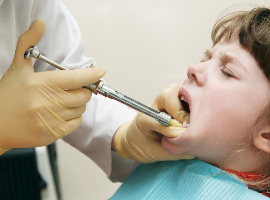 Анестезия для детей